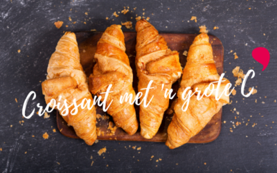 Croissant met een grote C