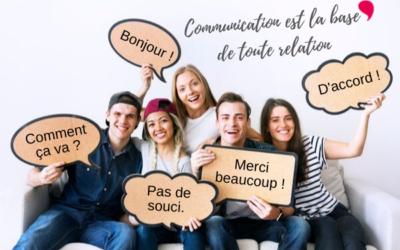 Communicatie is de basis van elke relatie
