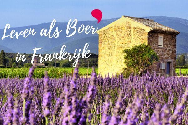 Leven als boer in Frankrijk