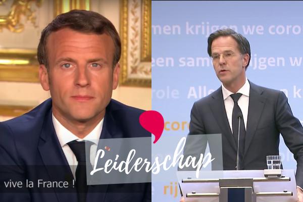 Leiderschap Frankrijk vs Nederland