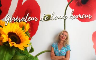 La Fleur : Générateur de Bonne Humeur