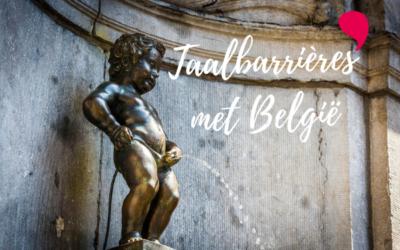 Taalbarrières met buurland België
