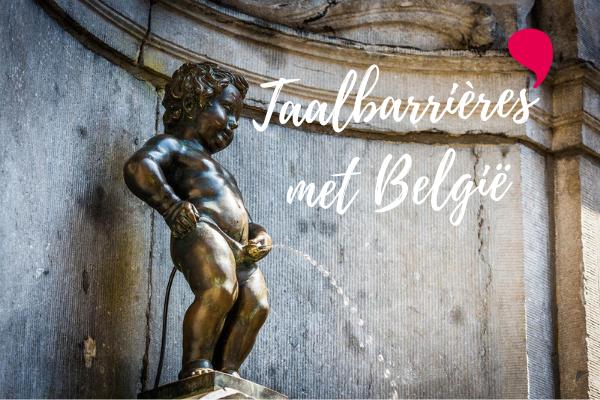 Taalbarrières met België