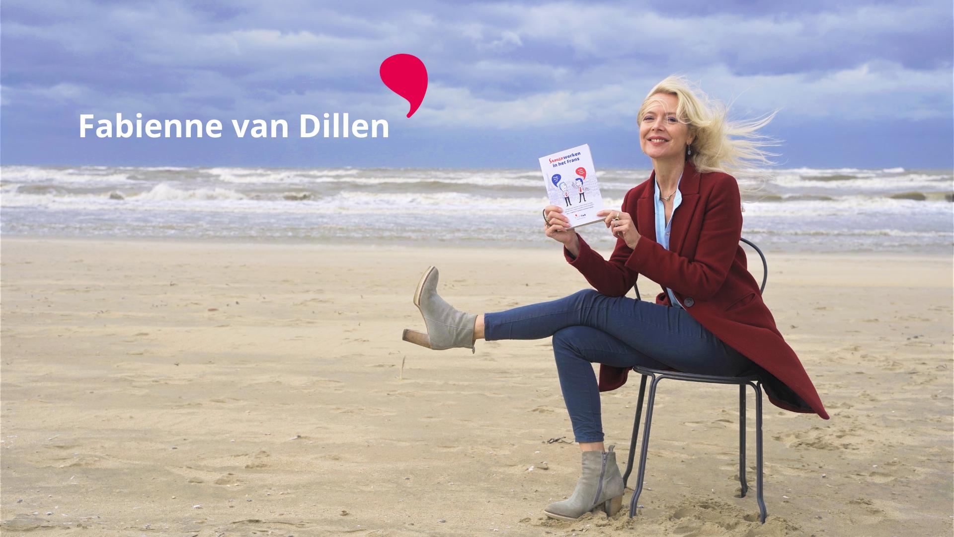 Auteur Fabienne van Dillen