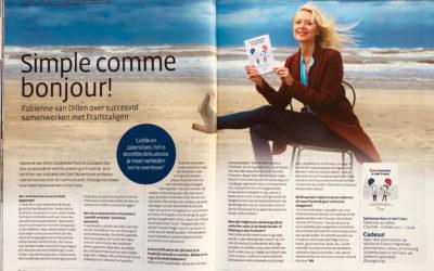 Artikel in 'Maison en France'